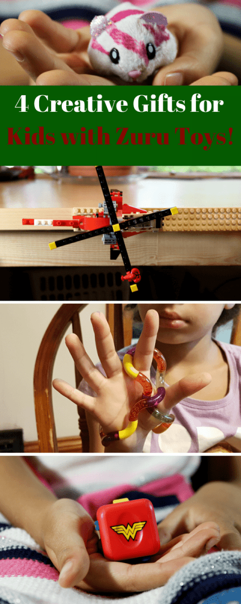 4 Creative Gifts for Kids with Zuru Toys! #Review #Giveaway #HolidayGiftGuide