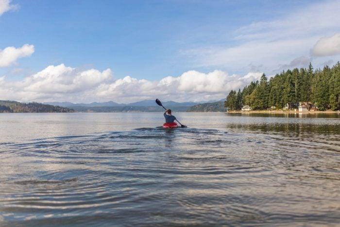 David and Lori Janeson on Kayaking in Canada
