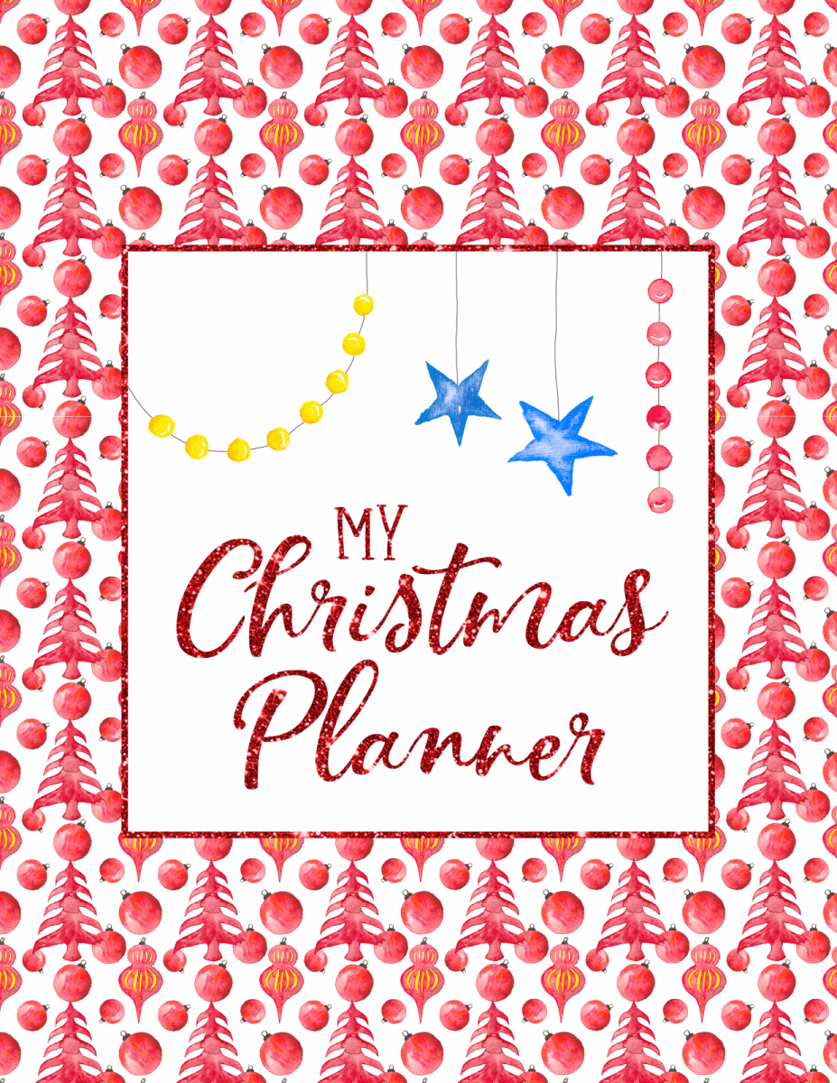 Holiday Planning Tips With FREE Printable Planner