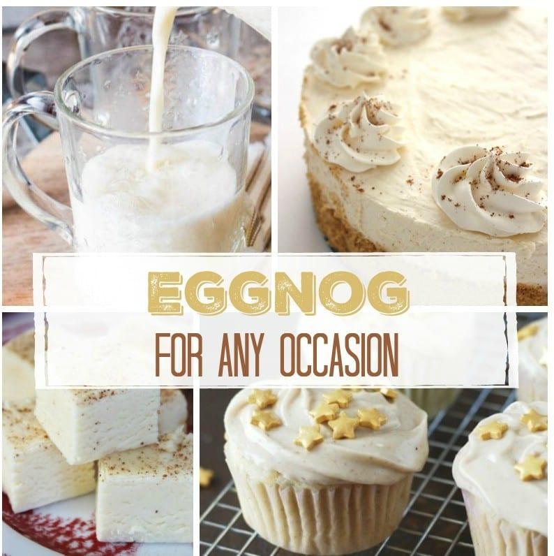 Eggnog Recipes for Any Occasion