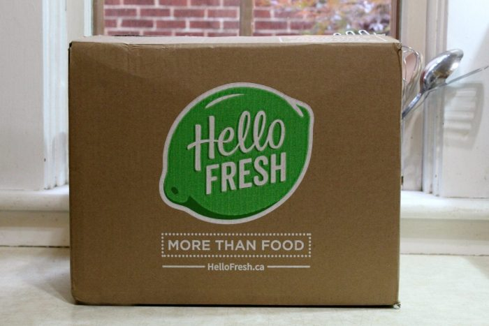 Save Time Cooking This Holiday Season with HelloFresh
