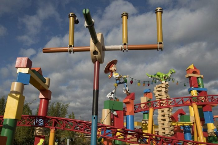 TOY STORY LAND AT WALT DISNEY WORLD RESORT