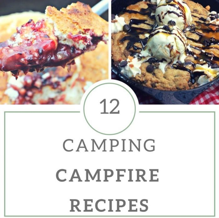 Campfire Camping Recipes