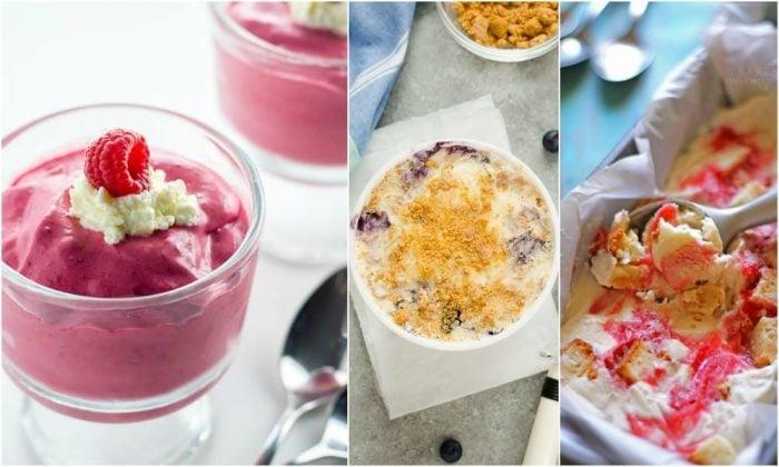 Very Berry Ice Cream Recipes