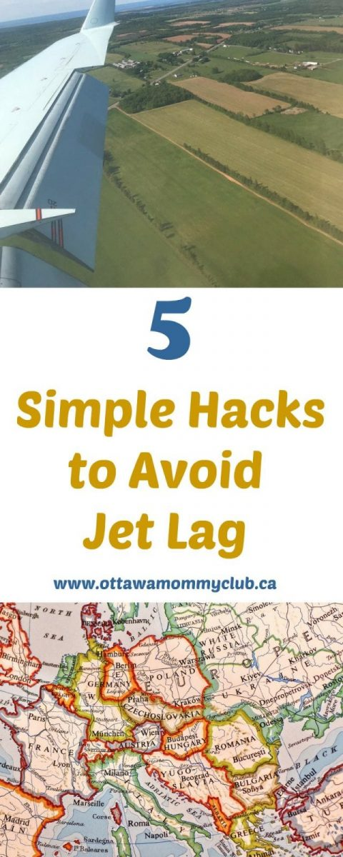 5 Simple Hacks to Avoid Jet Lag on your Next Trip