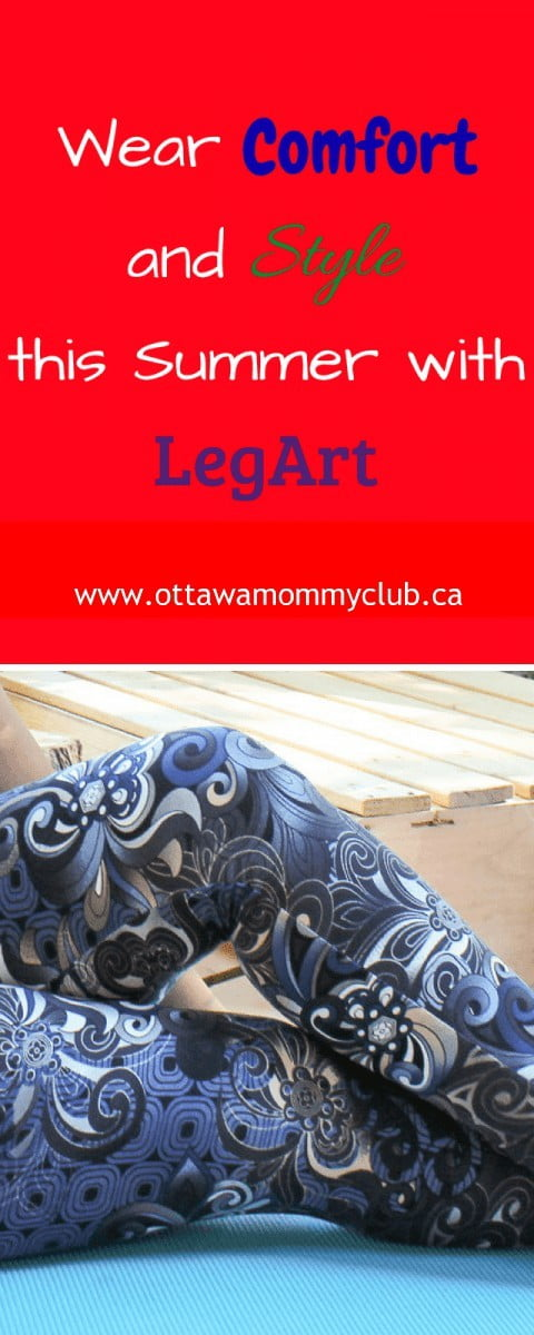 Wear Comfort and Style this Summer with LegArt Apparel!