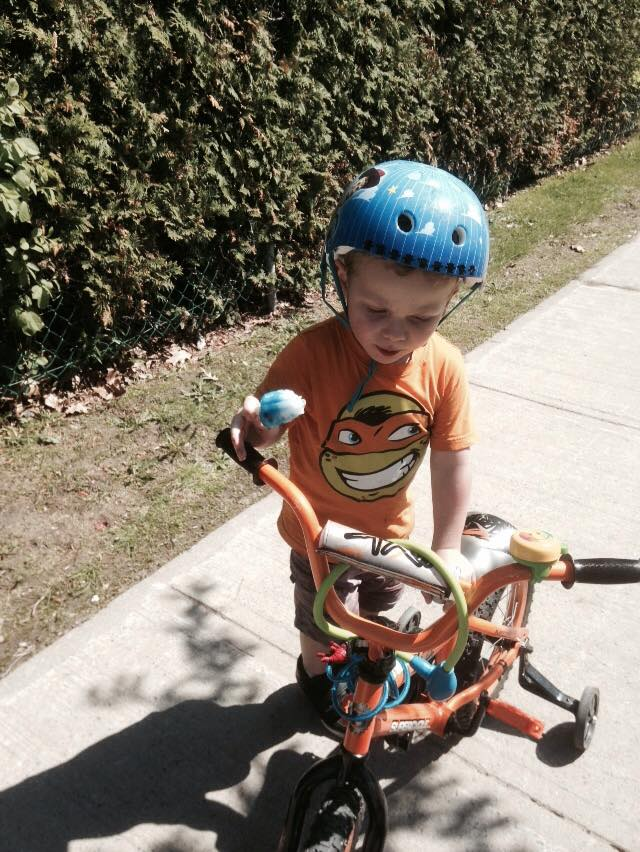 PEDDLEHEADS: Bike Camp From Training Wheels to Trails