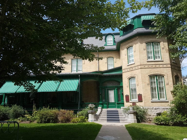 Ottawa Laurier House National Historic Site Review