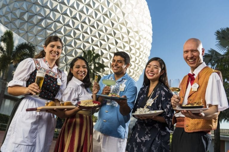 How You Can Make The Most Of Disney' International Food and Wine Festival in Epcot