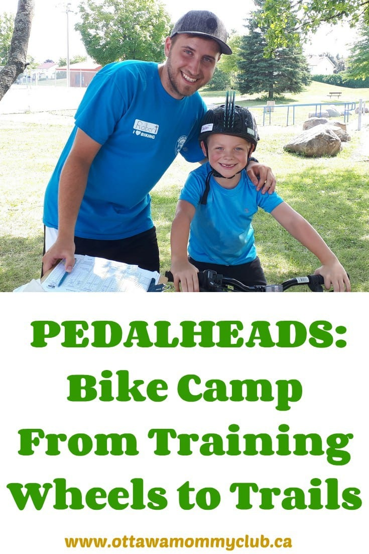 PEDALHEADS: Bike Camp From Training Wheels to Trails