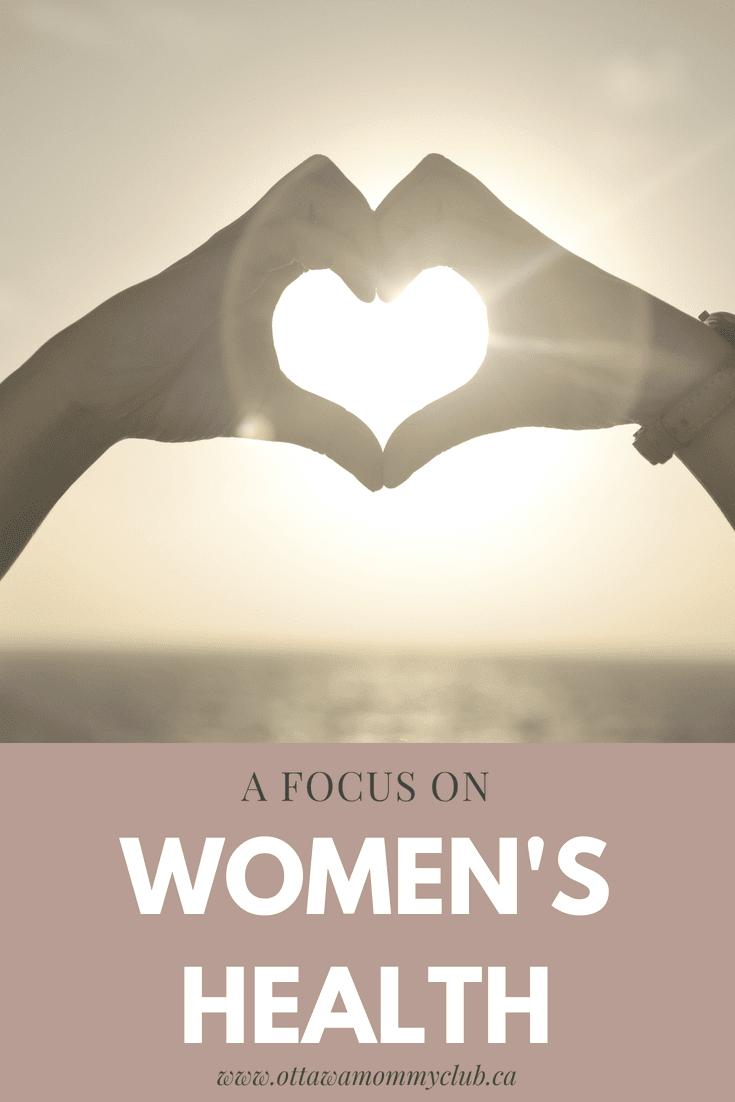 A Focus on Women's Health