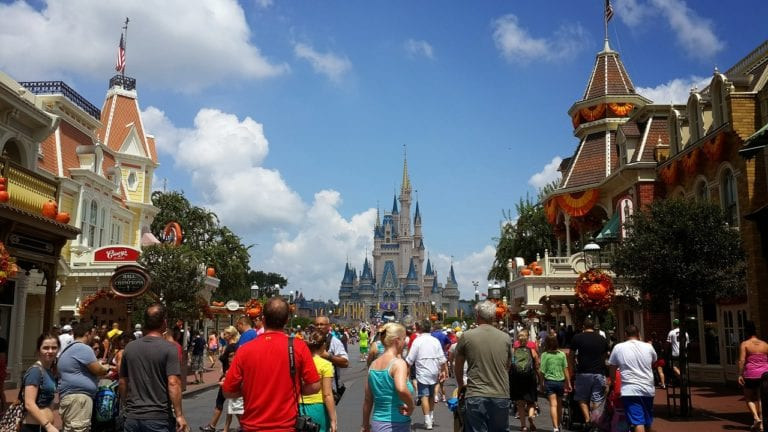 Tips for Visiting Disney as a Multi-Generational Family