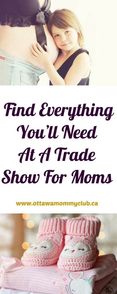 Find Everything You'll Need At A Trade Show For Moms