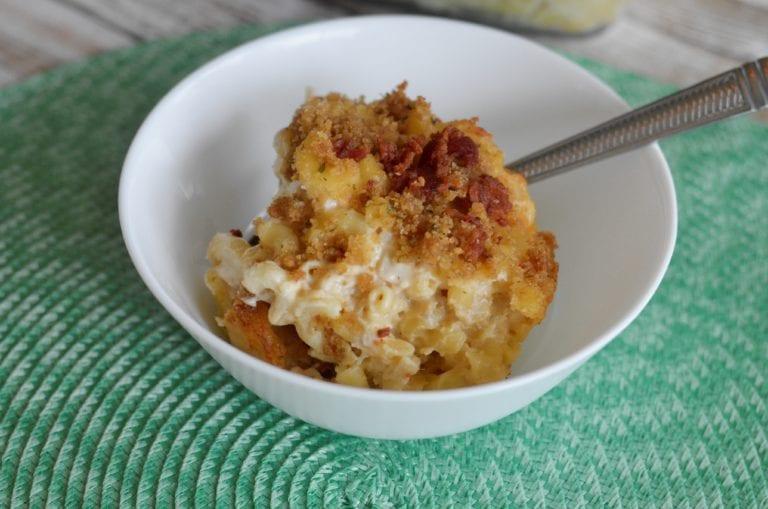 Turkey Ranch Mac-n-Cheese Recipe