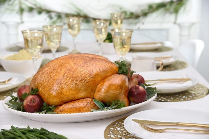 Make Turkey the Heart of Your Holidays with Canadian Turkey