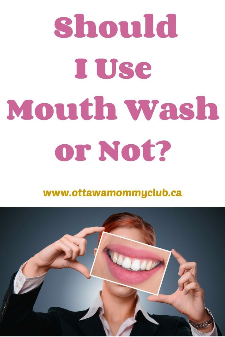 Should I Use Mouth Wash or Not?
