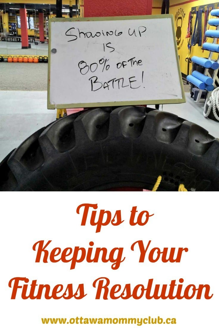Tips to Keeping Your Fitness Resolution
