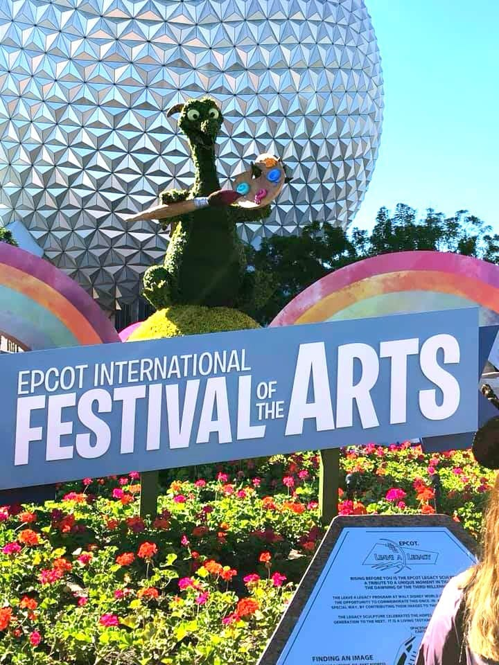 Epcot® International Festival of the Arts