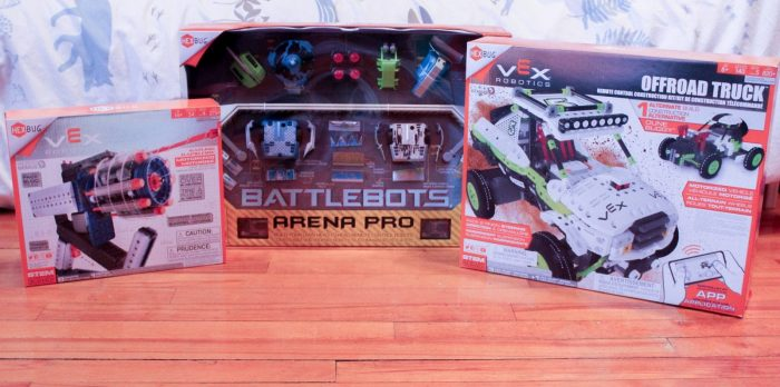 Assembling STEM Fun for Kids with HEXBUG Toys - Review