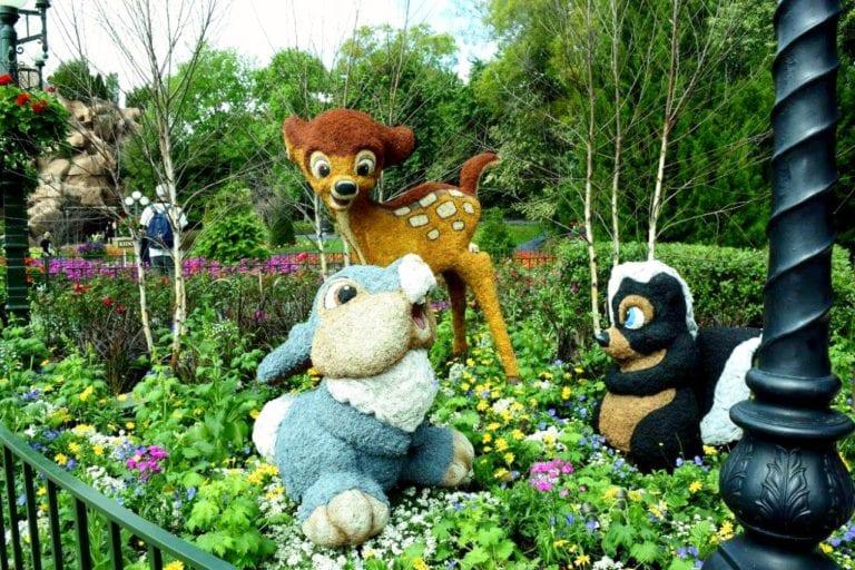 Flower and Garden Festival Experience in Disney World