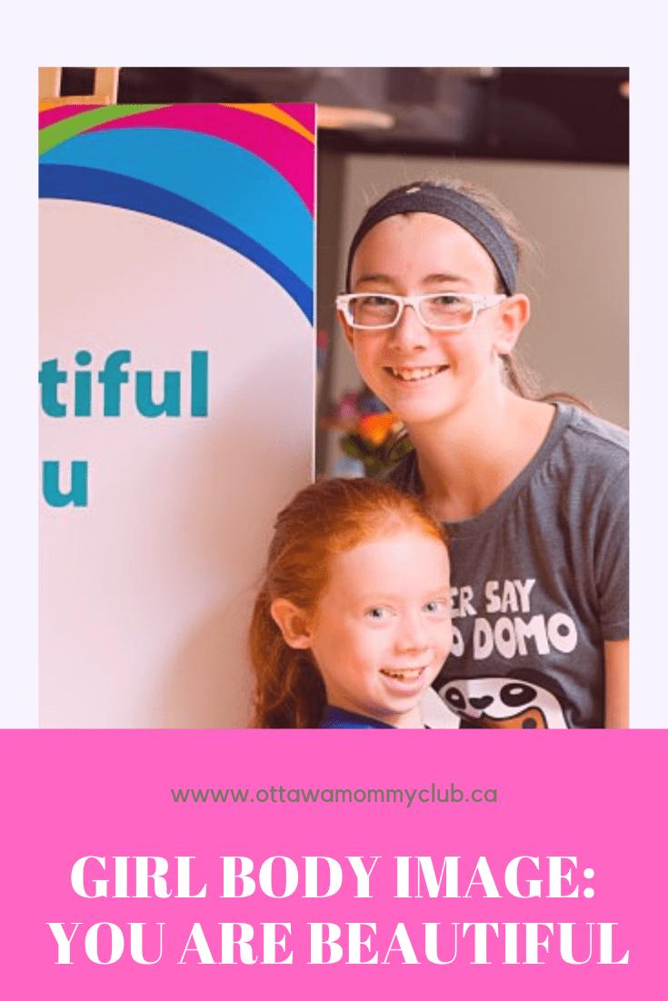 Girl Body Image: You are Beautiful