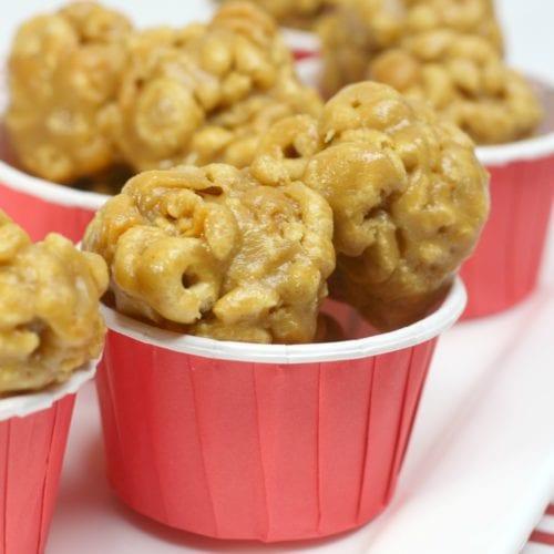 Dumbo Peanut Clusters Recipe