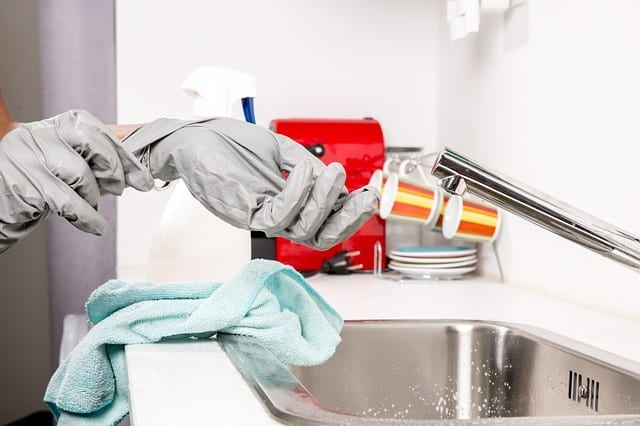 How to Spring Clean the Kitchen Cheap and Easily