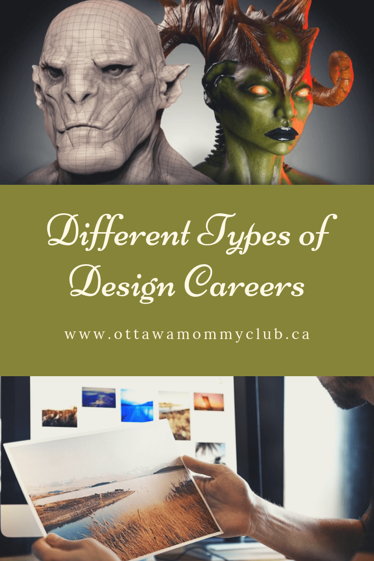 Different Types of Design Careers