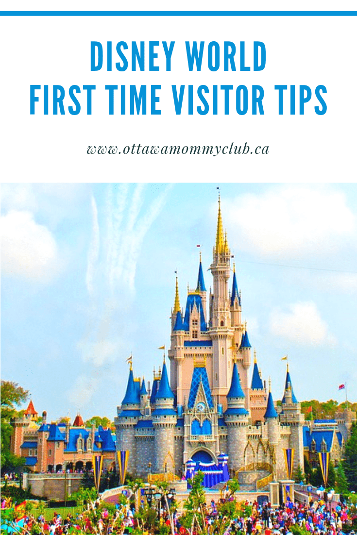 Disney World – First Time Visitor Tips
