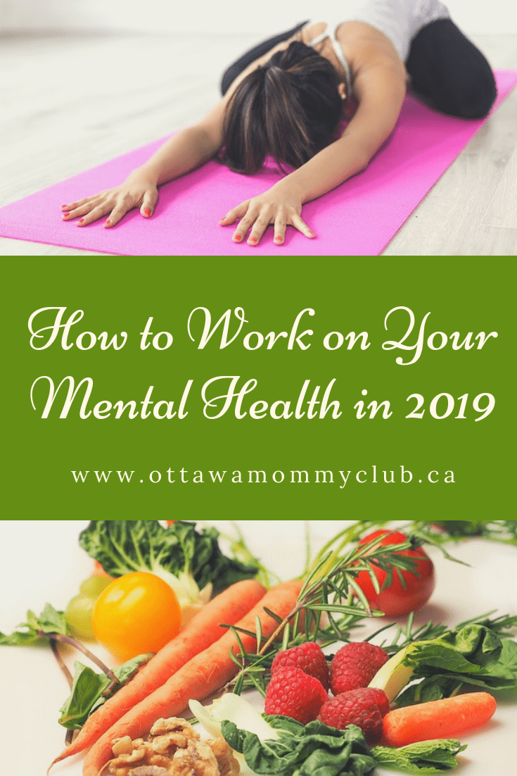 How to Work on Your Mental Health in 2019