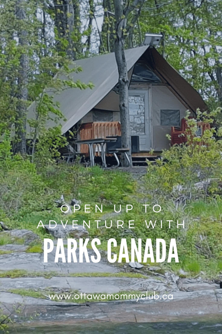 Open Up to Adventure with Parks Canada