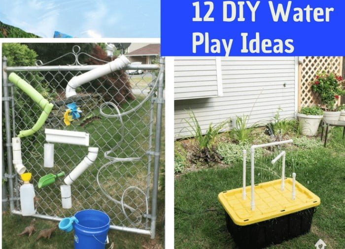 12 DIY Water Play Ideas