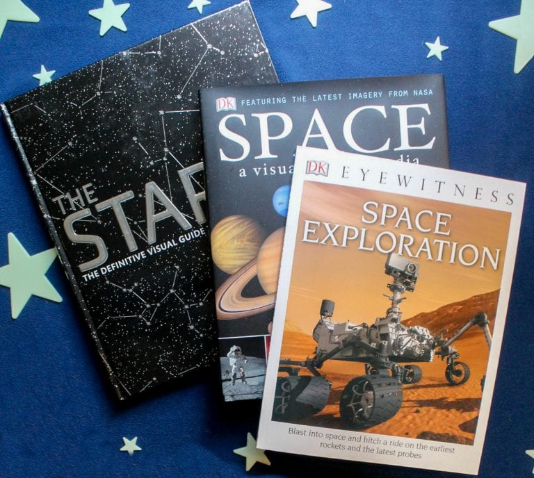 Gaze to the Stars and Beyond with DK Canada Books #Review