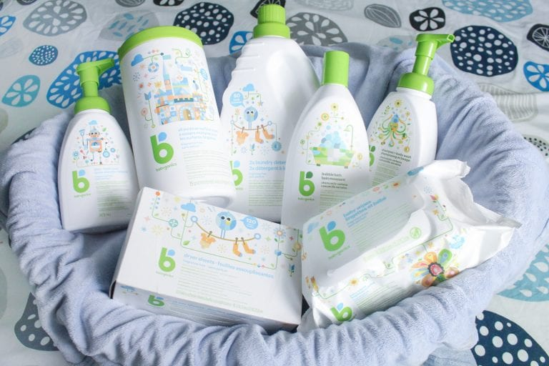 Gentle Cleaning at Home with Babyganics – Review