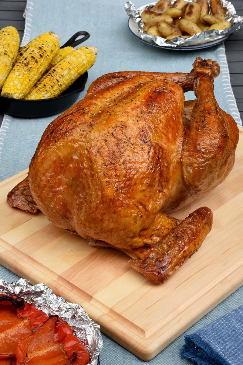Grilling Up Flavour with Canadian Turkey