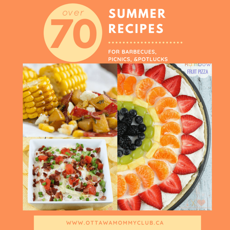 Over 70 Summer Recipes for BBQ, Picnics, and Potlucks