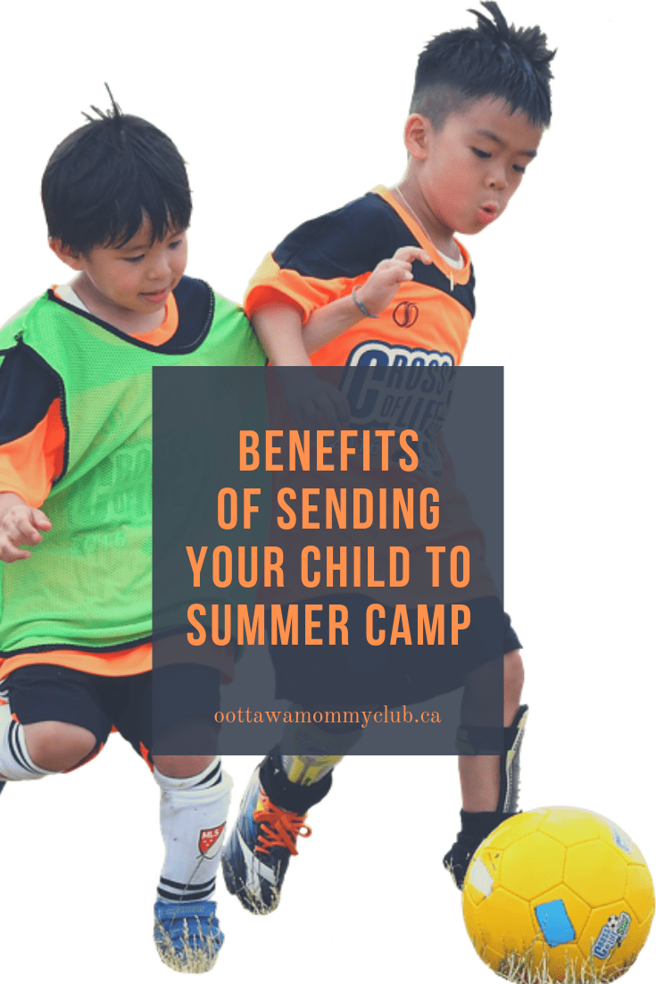 Benefits of Sending your Child to Summer Camp