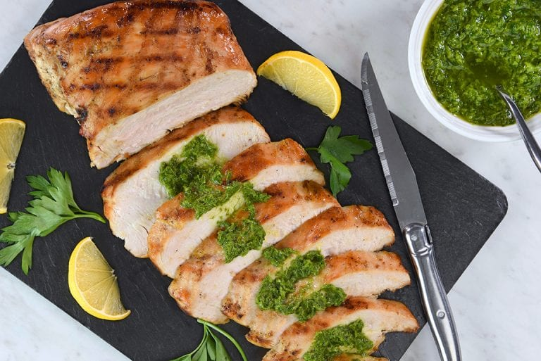Gather Around the Grill with Brazilian Style Grilled Turkey Breast Recipe