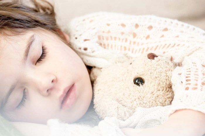 Is Your Child's Bedtime Routine Too Long??