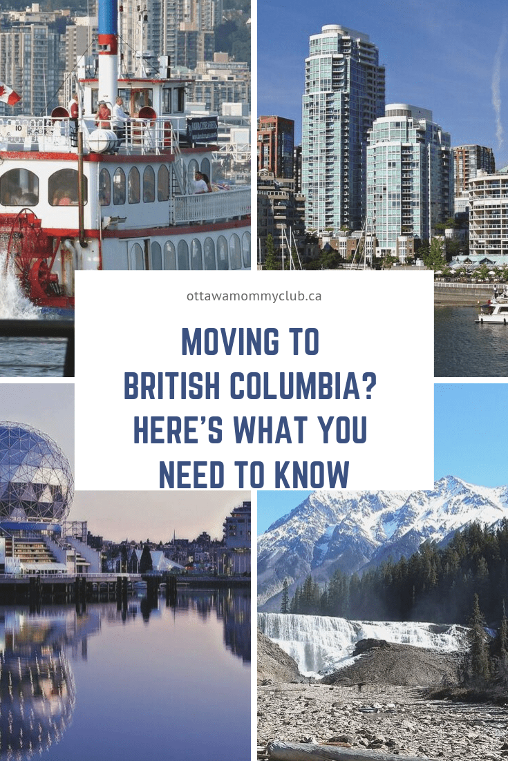 Moving To British Columbia? Here's What You Need To Know