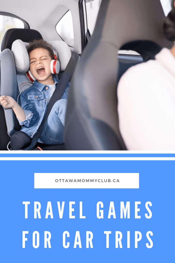 Travel Games For Car Trips