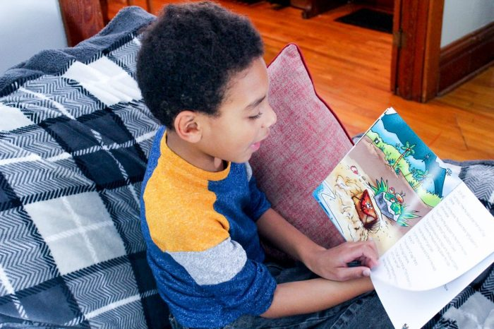 Making Story Time Your Own with Your Book, Your Story