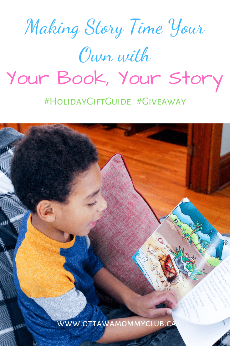 Making Story Time Your Own with Your Book Your Story