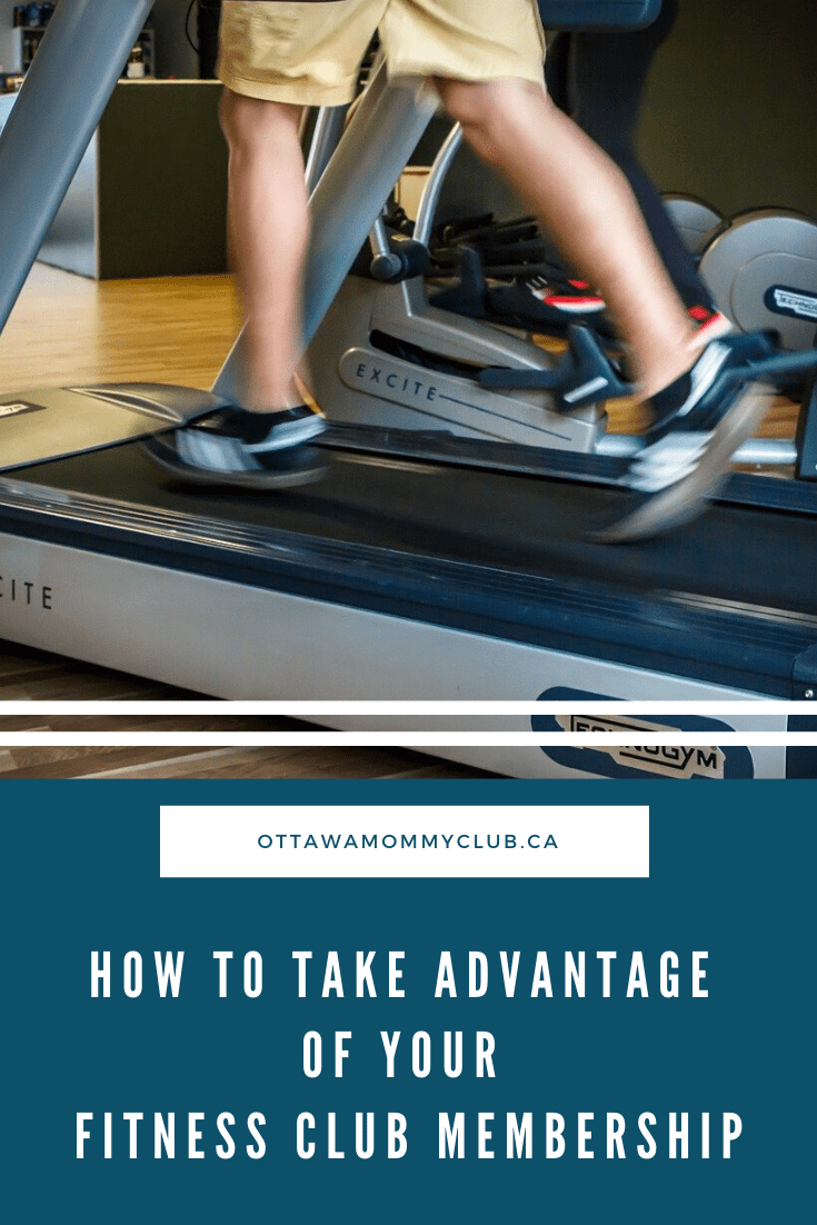 How to Take Advantage of Your Fitness Club Membership