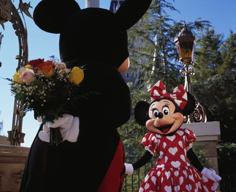 Romantic Things to Do at Walt Disney World