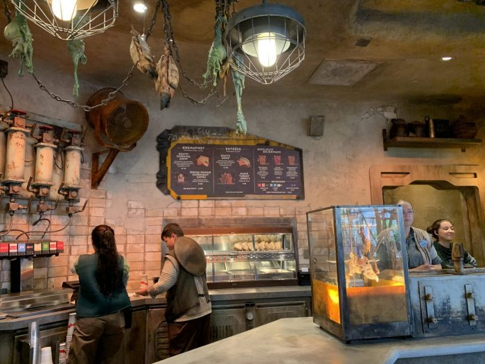 Star Wars: Galaxy's Edge - Food and Beverages