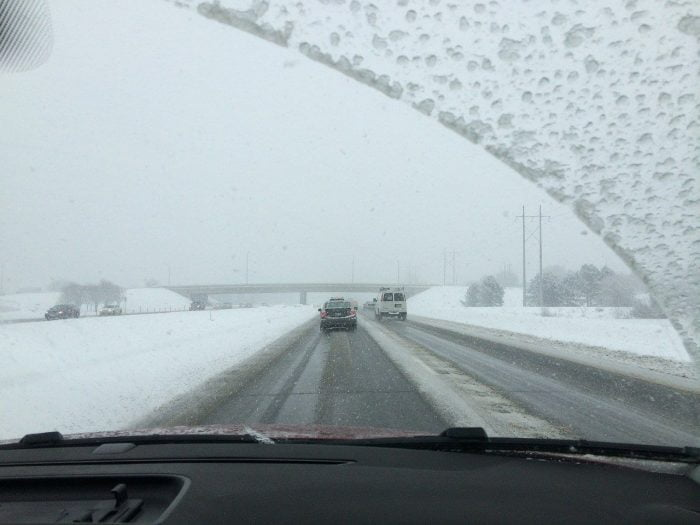 Driving Safely In Winter Condition