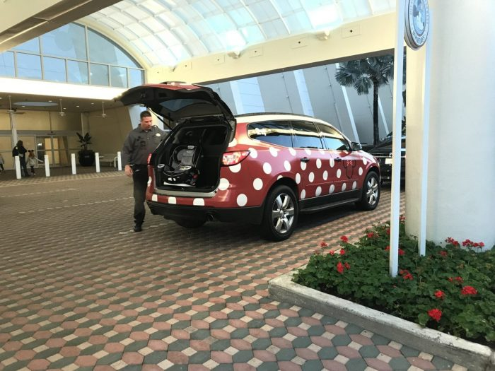 All About the Disney Minnie Van