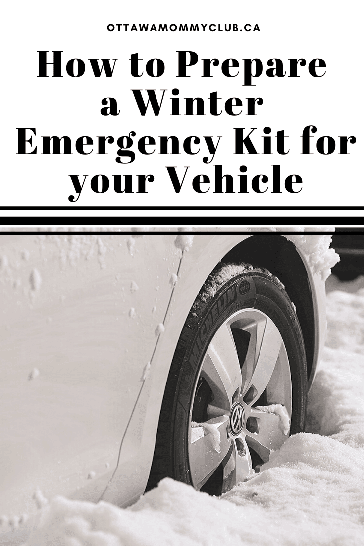 How to Prepare a Winter Emergency Kit for your Vehicle