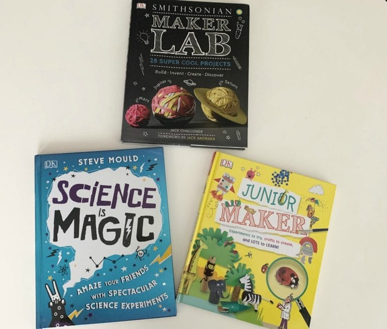 Discovering Maker March with DK Canada Books  -Review